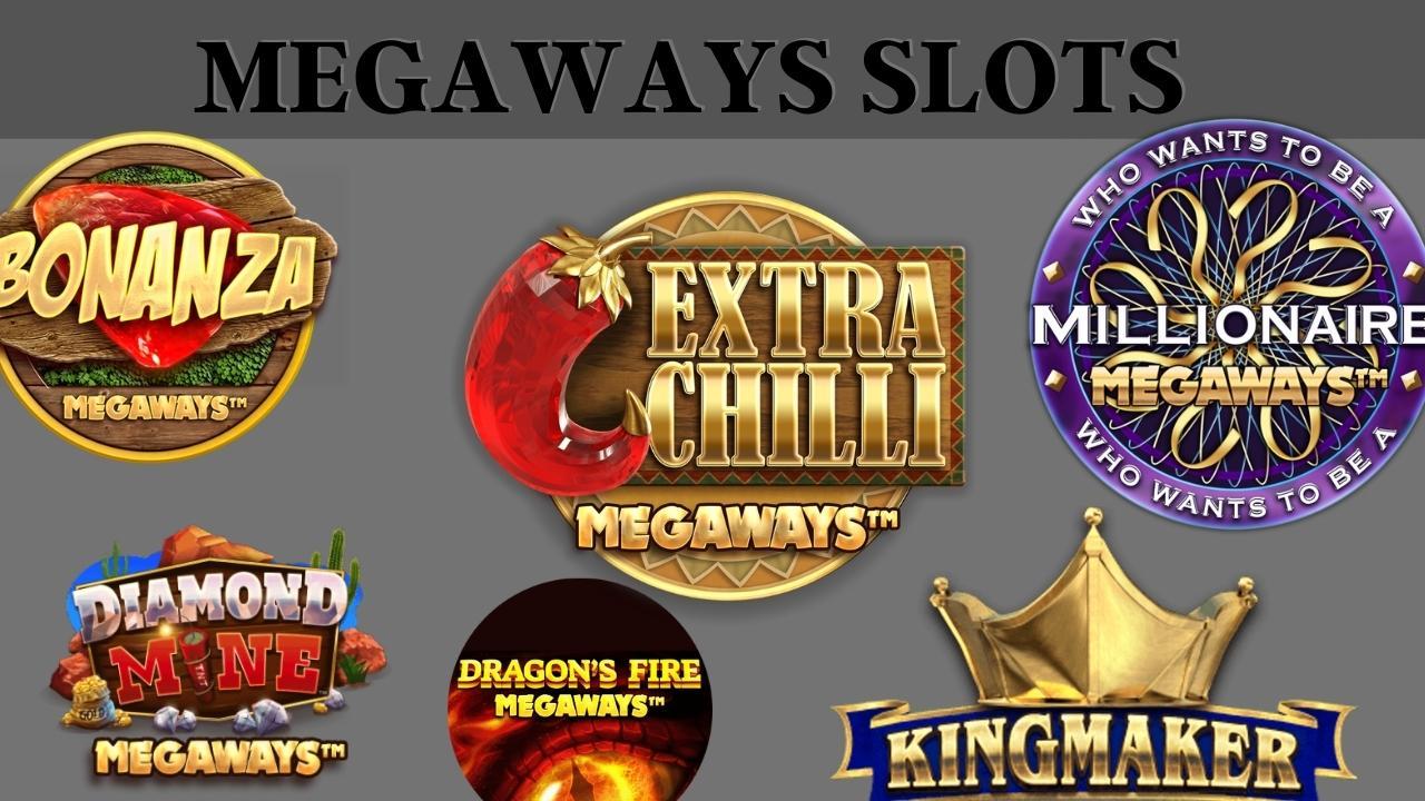 best megaway slots