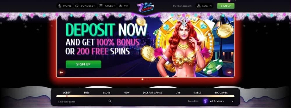 7 bit casino bonus