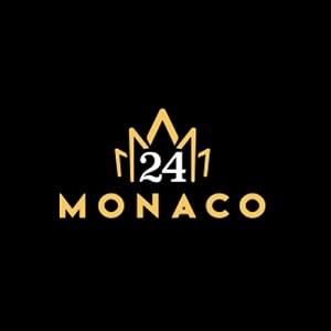 24 monaco casino logo