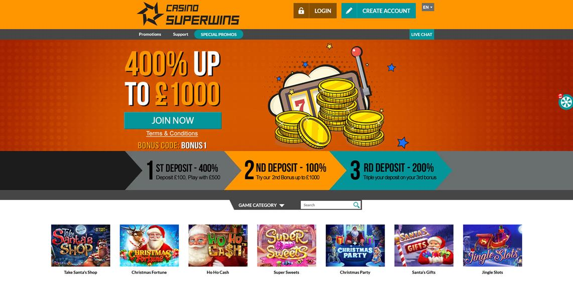 casino superwins online