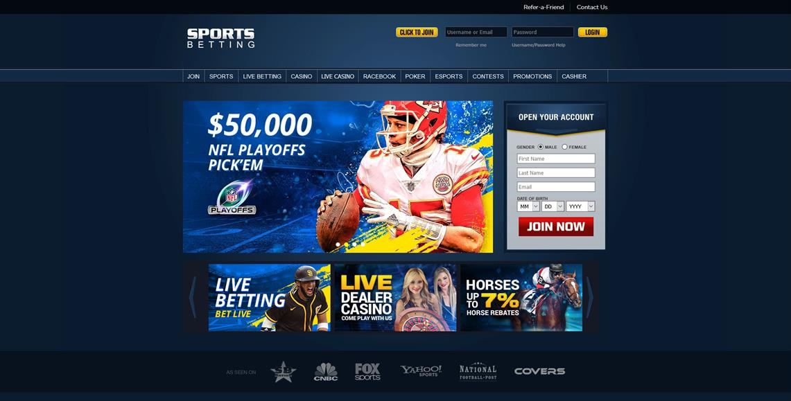 sports betting ag casino review